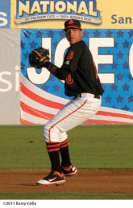Ehire Adrianza is a candidate to make San Francisco's opening day roster