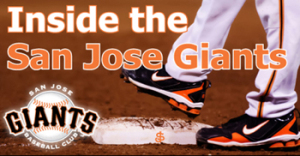 Inside the San Jose Giants Graphic