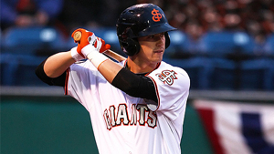 Andrew Susac has been ranked the #1 prospect in the Giants organization by Baseball America