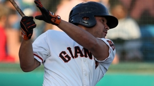 Johnny Monell, the Most Outstanding Player of the 2010 Cal League Championship Series, was traded to Baltimore last weekend