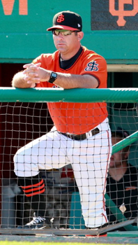 Andy Skeels is set to begin his fourth year as manager of the San Jose Giants