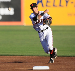 Versatile middle infielder Bobby Haney is a candidate to return to San Jose this season
