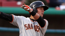 Joe Panik is rated the #2 prospect in the system by Baseball America and #4 by MLB.com
