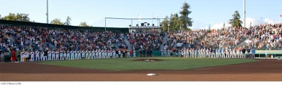 The San Jose Giants open the 2015 season on Thursday, April 9