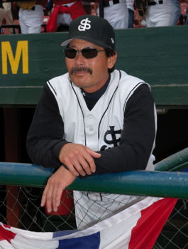Lenn Sakata returns to manage the San Jose Giants in 2014