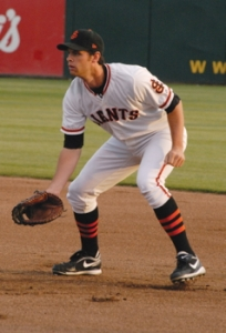 Belt was a California League All-Star with the San Jose Giants
