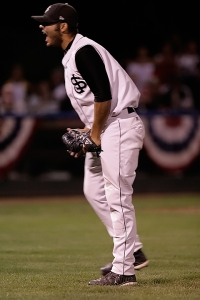 Sergio Romo closing out the 2007 championship for the San Jose Giants.  Five years later, he did the same with San Francisco.