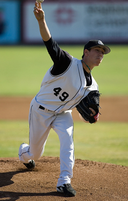 Tim Lincecum made seven starts with the San Jose Giants during the 2006 season on his way to big league stardom