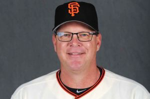 Russ Morman has been named manager of the San Jose Giants after serving in the same role with Double-A Richmond last year