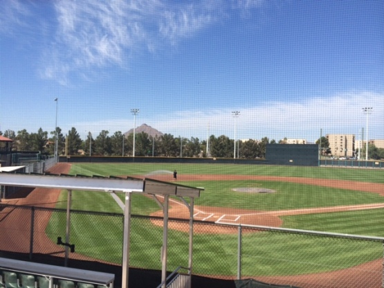 Another field at the Giants minor league facility
