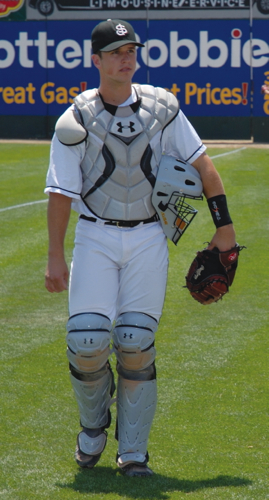 Posey played for both the San Jose and San Francisco Giants in 2009
