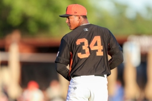All-Star Keury Mella (3-2, 3.26) is slated to make the start on the mound for the Giants in tonight's series opener against Bakersfield