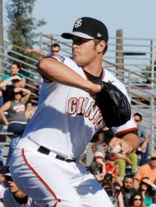 Former SJ Giant Josh Osich had a 2.20 ERA in 35 relief appearances with San Francisco this season
