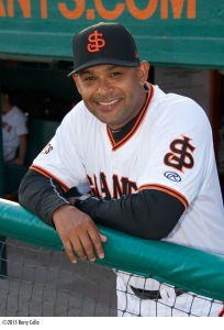 Lipso Nava will manage the San Jose Giants during the 2016 season