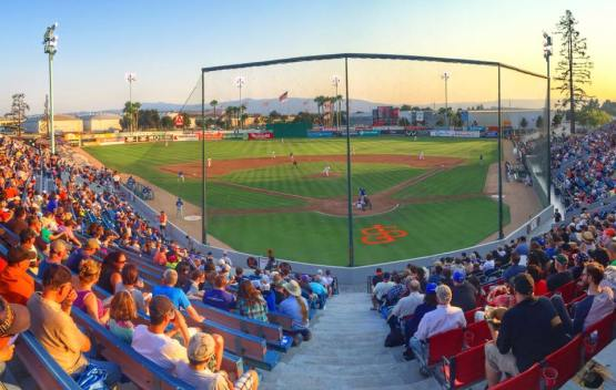 The 2017 San Jose Giants season begins on April 6